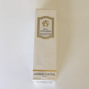 Other - NEW Annick Goutal Paris EAU D'HADRIEN body cream